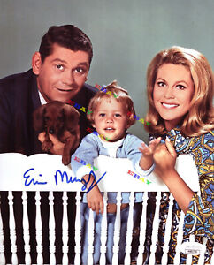 ERIN MURPHY BEWITCHED Autographed Signed 8x10 Photo Reprint