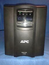 APC Smart UPS SMT1500I, 1500VA / 980W, generalüberholt, neue Akkus, wie neu!!!