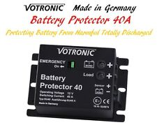Votronic 12V Battery Protector 40A Low Voltage Disconnection