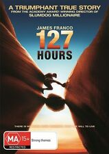 127 Hours (DVD, 2011) Free Post!!