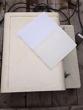 GBC 111PM-3 28 Hole Binding Machine Paper Punch 115VAC W/ Foot Pedal