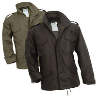 SURPLUS M65 FELDJACKE JACKE PARKA Fieldjacket Winter Jacke US Ranger S-XXL