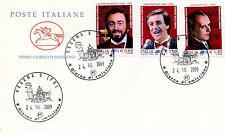 Repubblica Italiana 2009 FDC Cavallino Giornata della Musica