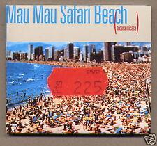"MAU MAU ""Safari Beach"" Italian import CD, 2000, NM"