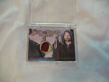 Lord of the Rings Topps Costume Fabric Card - Aragorn House of Healing Tunic