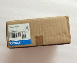 New in box OMRON C200HW-PA204 Power Supplyer Module