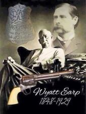 WYATT  EARP   -     8 1/2   X  11    GLOSSY   PHOTO   REPRINT