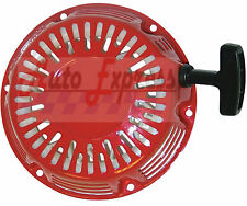 Pull Start Red Recoil Cover Honda GX340 & GX390 11HP & 13HP Handle Assembly NEW