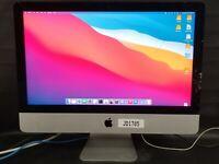 "iMac MK452LL/A Core i5 3.1 21.5"" 8GB 1TB Fusion Retina 4k Read Carefully"
