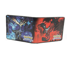 Pokemon X & Y Legendary Black Bifold Wallet NEW