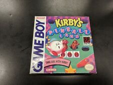 Kirby's Pinball Land - Gameboy [Complete In-Box]