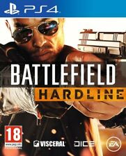 Battlefield Hardline  -  PS4 - PlayStation 4