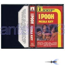 "POOH ""PICCOLA KATY"" RARO MUSICASSETTA SCACCO"