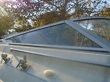 Maxum 1900 SC Boat Starboard Side Windshield,