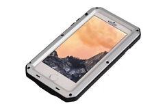 LUNATIK Metal Three Proofings Phone Case Cover For iPhone X 7 8 6 Plus 5S 5C SE