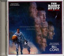 "Bill Conti ""THE RIGHT STUFF"" score Varese Club 3000 Ltd CD sold out SEALED"