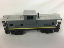 Walthers CSX CSXT 90324 Caboose Wide Version HO Scale Model Train