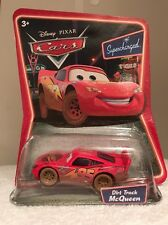 Disney Pixar Cars Supercharged DIRT TRACK MCQUEEN