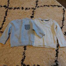 2 x Boys Jumpers 9-12 Months, H&M, Next.