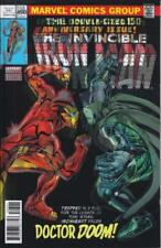 INVINCIBLE IRON MAN #593 LENTICULAR VARIANT HOMAGE TO IRON MAN #150 MARVEL