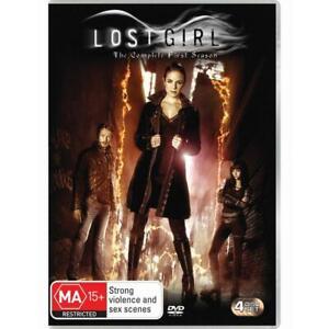 Orphan Black S1 & Lost Girl S1 LESBIAN INT DVDS Tatiana Maslany Anna Silk New R4