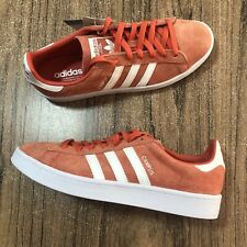 A986G Adidas Campus Suede Trace Scarlet DB0984 Men's Shoes Size 10 NEW