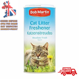Bob Martin Cat Litter Freshener Meadow Fresh