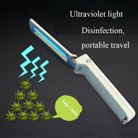 Portable UV Disinfection Folding Lamp Sterilization UVC Germicidal Disinfection