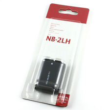 NB-2LH Camera Battery for Canon EOS 400D S80 S70 S50 S60 350D G7 G9 Rebel XT XTi