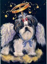 Precious Pet Note Cards - Shih Tzu Angel ~ Charity!!