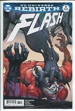 FLASH #31 - REBIRTH - NEIL GOOGE ART & COVER - DC COMICS/2017