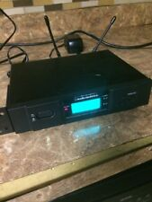 Audio Technica Atw-R3100D Uhf Wireless Synthesized Diversity Receiver 655-680Mhz