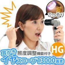 Neuf Coden Oreille Boite 13000 Pixel Otoscope Caméra Fibre Optique Es13000-cg