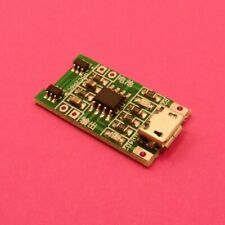 5V 1A Micro USB 3.7V Li-ion Lithium Lipo 18650 Battery Charger Protection Board