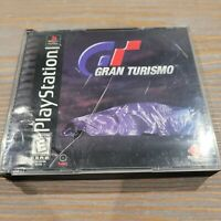 Gran Turismo Sony PlayStation 1 Greatest Hits PS1 Complete Black Label