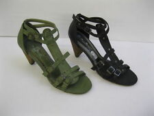 Anne Michelle Strappy, Ankle Straps Med (1 3/4 to 2 3/4 in) Heel Height Heels for Women