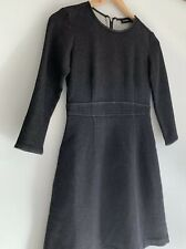 MAX MARA Beautiful 3/4 Sleeve a line dress Size XS 6 8