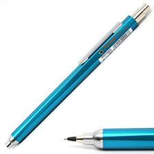 Ohto Horizon Aluminum Hexagon Barrel 0.5 mm Mechanical Pencil AP-585H, Blue