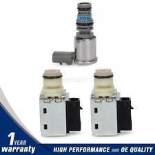 4T65E 4L60E 2PCS Shift Solenoid 1PCS TCC & PWM Downshift Transmission For 93-Up