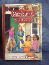 Needle and Thread 2 by Ann M. Martin (2007, Paperback)