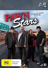 Pawn Stars : Collection 5 (DVD, 2013, 2-Disc Set) - Region 4