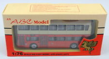 ABC 1/76 Scale Model Bus 000102A - Leyland 1974 Rear Engined Jumbo Hong Kong