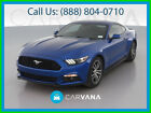 2017 Ford Mustang EcoBoost Premium Coupe 2D Cruise Control AM/FM Stereo Knee Air Bags Air Conditioning Backup Camera