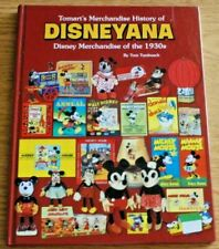 Htf Tomart's Merchandise History of Disneyana - Disney Merchandise of the 1930s
