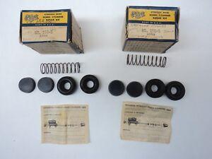"NOS R 1954 Nash Statesman 1956 1957 5610 5710 ""6"" Front Wheel Cylinder Kits"