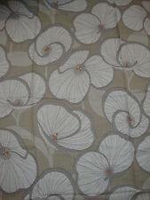 55cm VILLA NOVA Akoko linen blend curtain fabric remnant