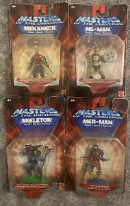 Masters Of The Universe He-Man Rare Collectables