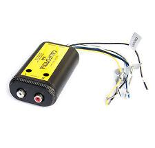 HIGH LOW Adapter Converter Remote Erzeugung Cinch RCA Umwandler Verstärker 2x50W