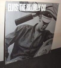Elvis Presley – Elvis: The Hillbilly Cat - FACTORY SEALED - (LP/Sleeve): M/VG+
