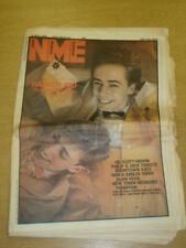 NME 1982 MAR 13 HAIRCUT 100 BOOMTOWN RATS